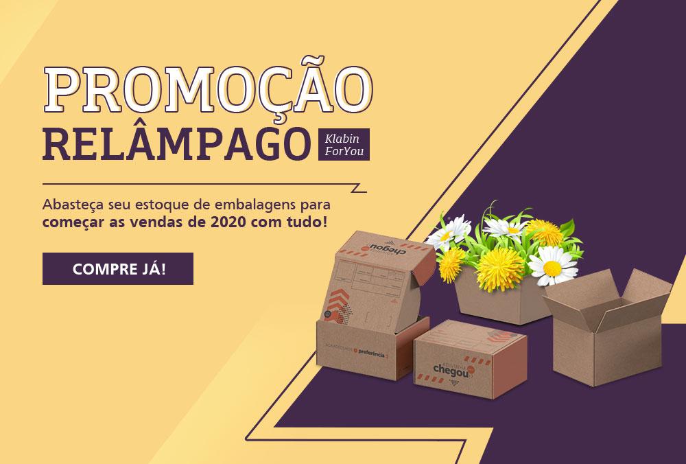 Promoção Relampago