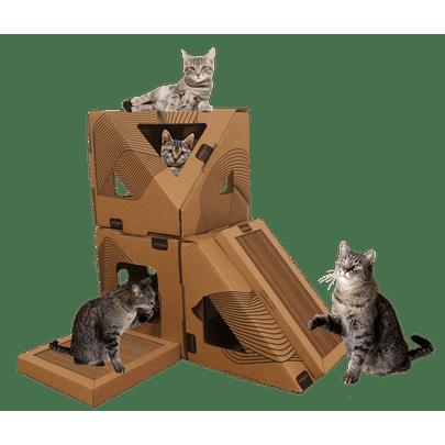 Kit06-01-casa-toca-papelao-com-gatos