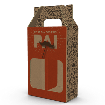Caixa-de-cerveja---2-garrafas---laranja