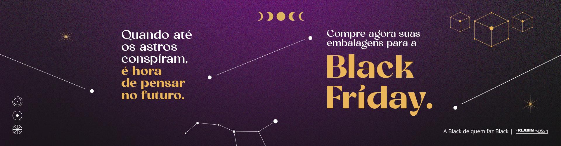 Black Friday - Campanha
